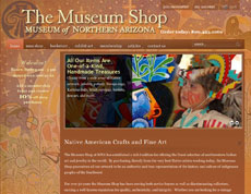 Museum of Northern Arizona Shop