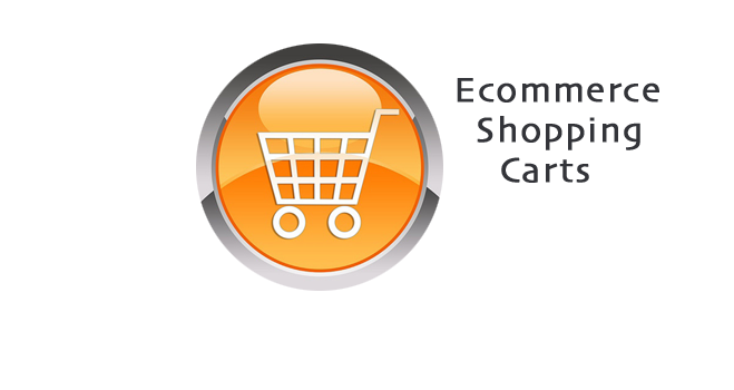 ECommerce Shopping Carts